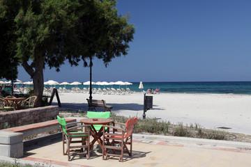 Mastichari beach on Kos Island, Dodecanese.