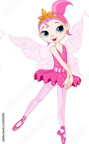 Poster Pony Dancing Ballerina
