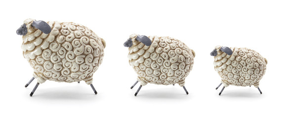 Sheep Figurines