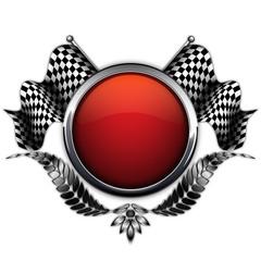 racing label