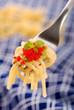 spaghetti al caviale rosso - cinque