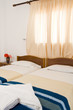 Greek Island guest house room interior  Ios Cyclades Greece