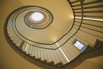 newel staircase