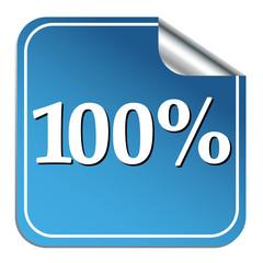 100 PERCENT ICON