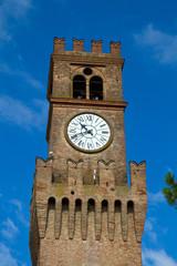 Busseto, torre del Castello