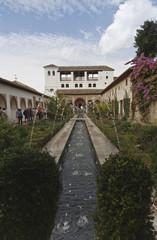 giardini del generalife alhambra