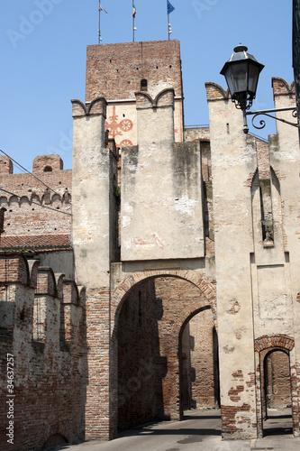 Cittadella (Padova, Veneto, Italy) - Ancient gate