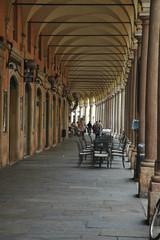 Portici del Collegio, Modena