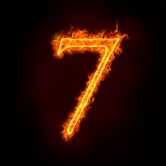 fire numbers, 7