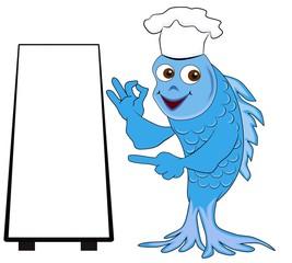 Empfehlung vom Fischkoch