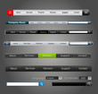 vector elements web design