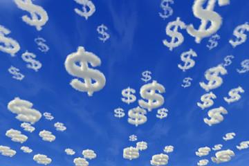 Dollar Clouds