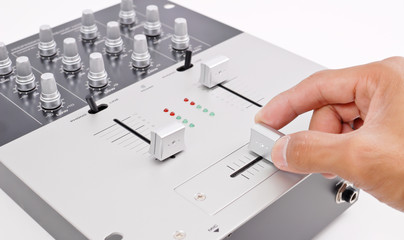 Channel Mixer Knob
