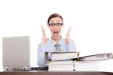 büro frust
