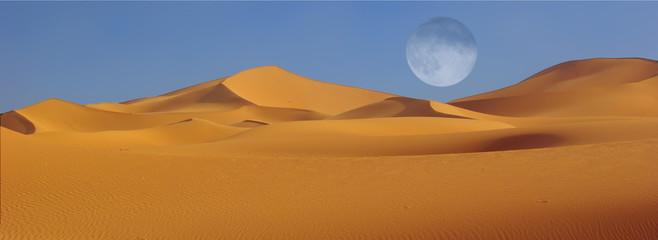 Wüstenmond