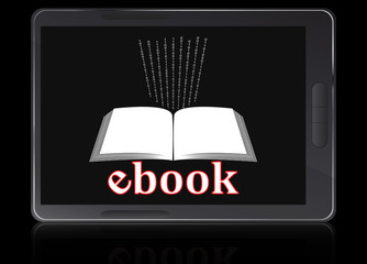 ebook reader device