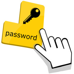 Key-password icon