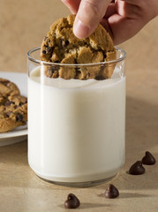 Dunking Cookie