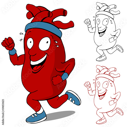 Healthy Heart Runner