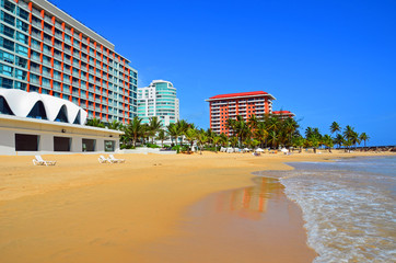Puerto Rico - Condado Beach