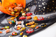 Halloween candy assorti