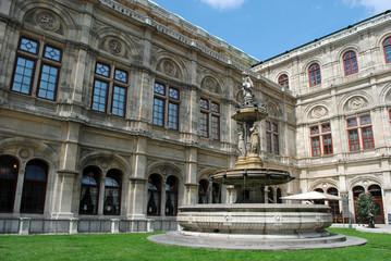 Wiener Operngebäude