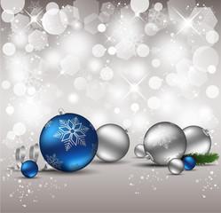 Elegant Christmas Background. Eps10.