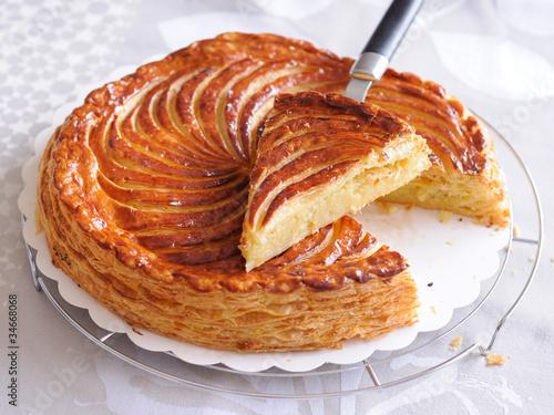 Bakery part de galette des rois 2
