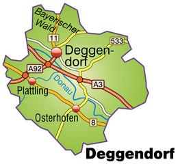 Landkreis Deggendorf Variante1