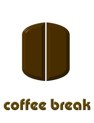 icona - bottone del coffee break