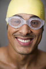 Happy Swimmer