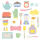 Cute Kitchen Collection
