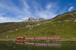 Treno Glacier Express