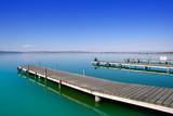 Albufera Valencia lake wetlands mediterranean Spain poster