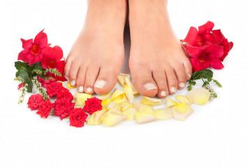 Bellezza dei piedi
