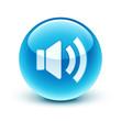 icône volume son musique / music sound icon