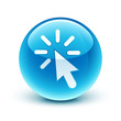 icône curseur clic / cursor icon