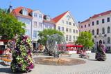 Waren Müritz Rathausplatz