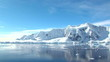 tracking along the antarctic peninsula