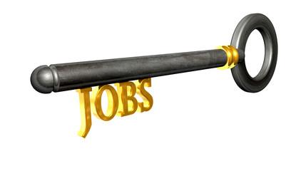 Jobs Schlüssel