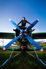 Crazy pilot