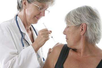Vaccination annuelle contre la grippe
