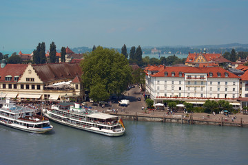 Lindau / Lake Constance / Germany
