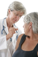 Vaccination des Seniors