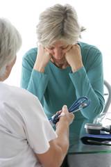 Dépression - Déprime : Consultation à l'hôpital