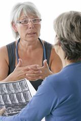 Hernie discale - Commentaires sur  l' IRM
