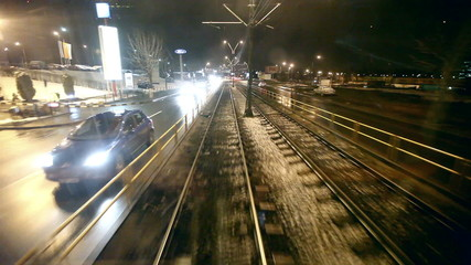 Night Tramway
