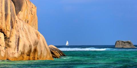 Seychelles island, La Digue