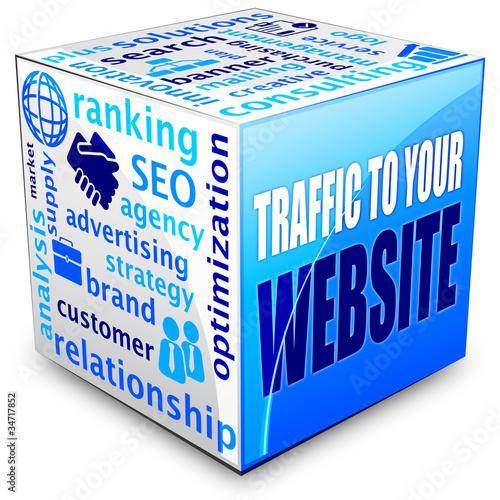 cube Traffic Web