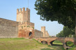 Montagnana (Padova, italy) - Medieval walls
